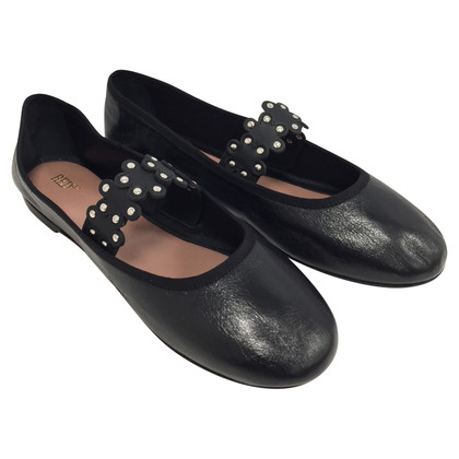 Red Valentino Ballerine in nero