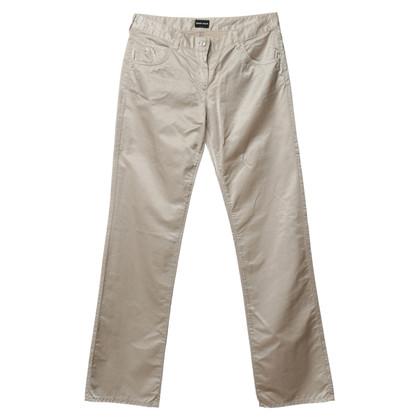 Giorgio Armani Jeans in crème