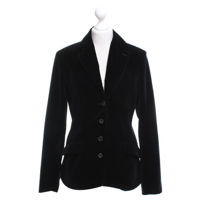 Hermès blazer fluweel