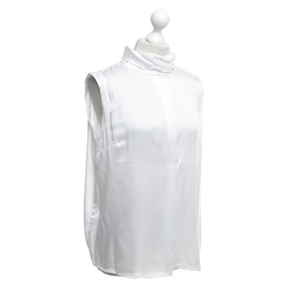 0039 Italy Top in white