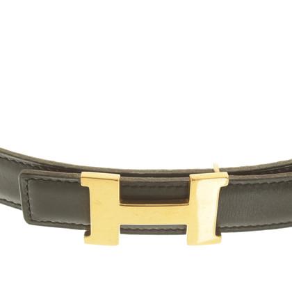 Hermès Reversible Belt Leather