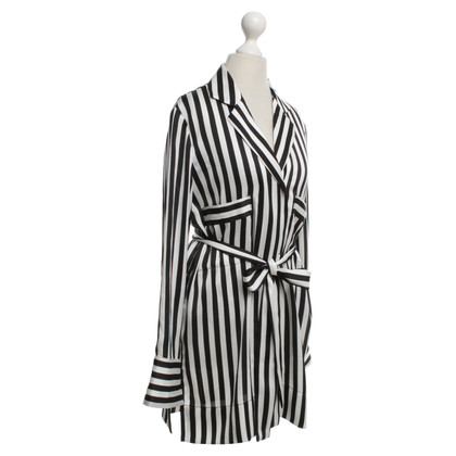 By Malene Birger Blouse with striped pattern