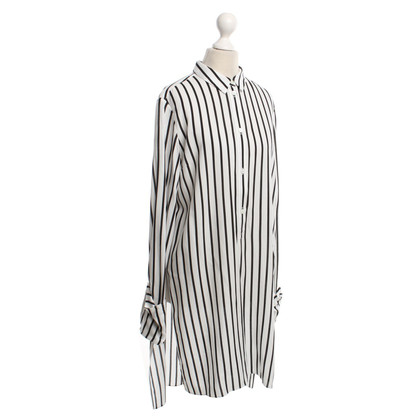 McQ Alexander McQueen Blouse with stripe pattern