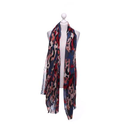 Diane von Furstenberg Sjaal met patroonprint