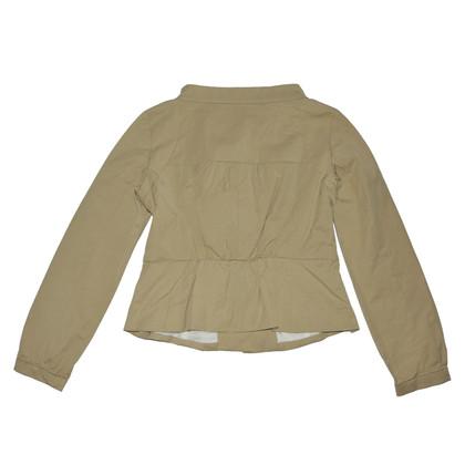 Schumacher Jacket in beige color