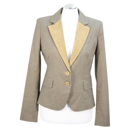 Max & Co Blazer with check pattern