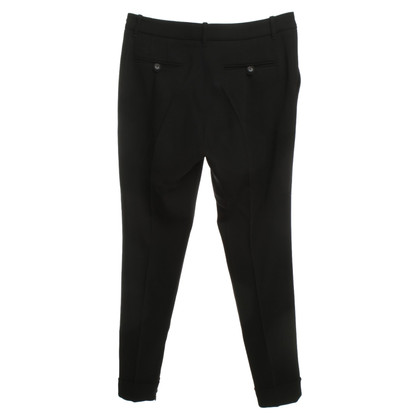 Gucci Elegante broek in zwart