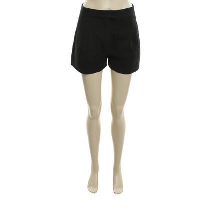 Balenciaga shorts in zwart