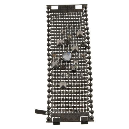 Jimmy Choo for H&M Bracelet with gemstone trim