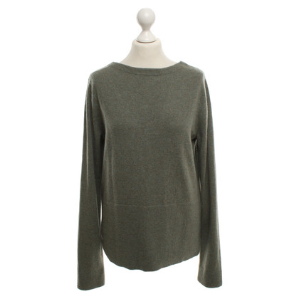 Balenciaga Kashmir Top in verde