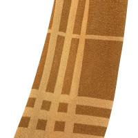 Burberry Sciarpa oro lucido