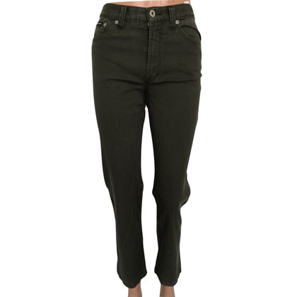 Dolce & Gabbana trousers with stripe pattern