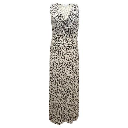 Diane von Furstenberg Ärmelloses Kleid mit Gürtel