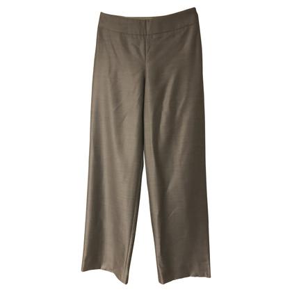 Giorgio Armani trousers Silver / grey