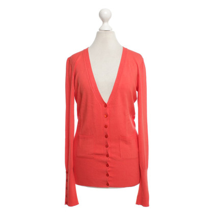 Escada Vest in Red