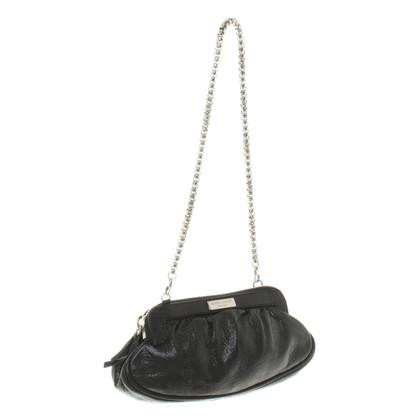 Giorgio Armani clutch in zwart