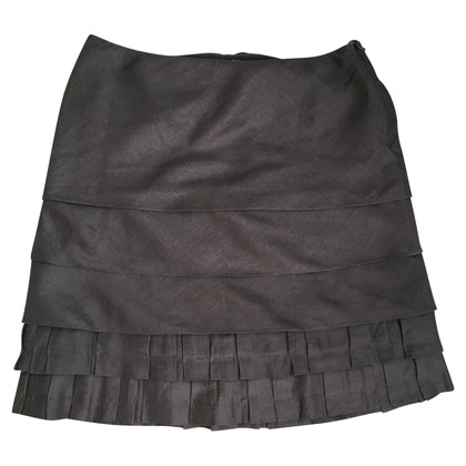 Hugo Boss linen skirt