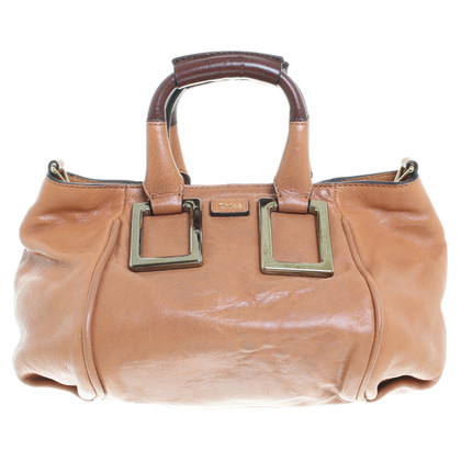 Chloé Shoulder bag in Cognac