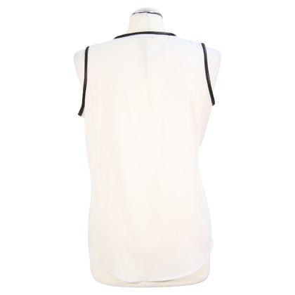 Calvin Klein Top in bianco