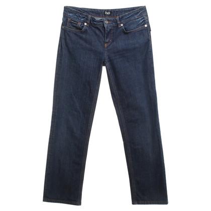 "D&G Jeans ""Lovely"" in Blau"