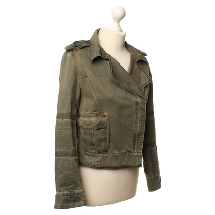 Zadig & Voltaire Jacket in khaki