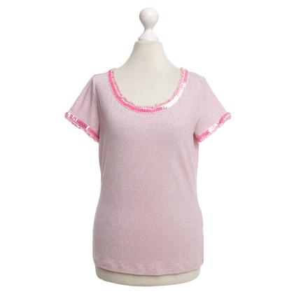 Moschino Oberteil in Pink