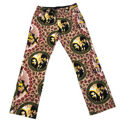Jean Paul Gaultier Pants with pattern