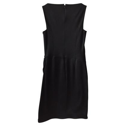 Balenciaga Vestito nero senza maniche