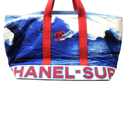 Chanel Surf commercial