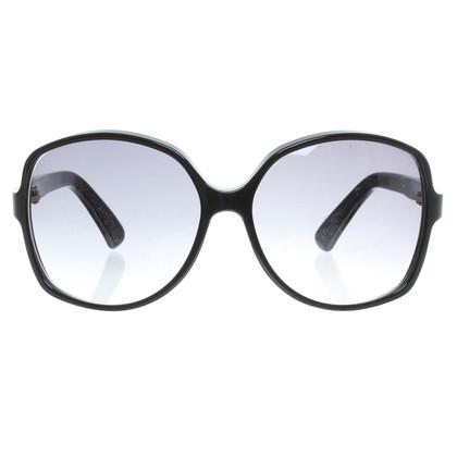 Gucci zwart zonnebril