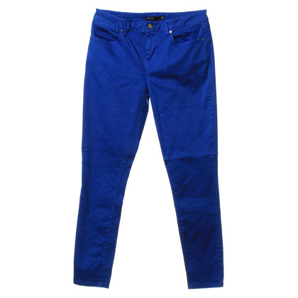 Karen Millen Jeans in Blu Royal