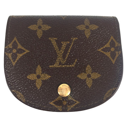 "Louis Vuitton ""Gousset Monogram Canvas"""