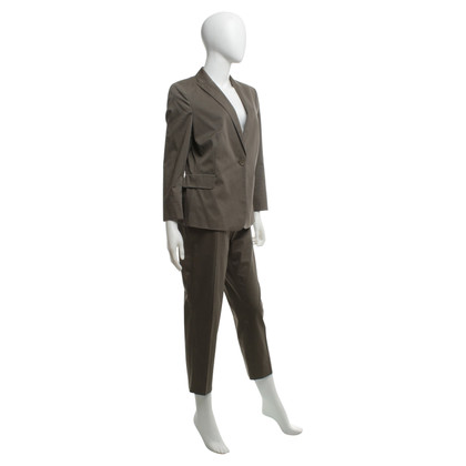 Akris Suit in khaki