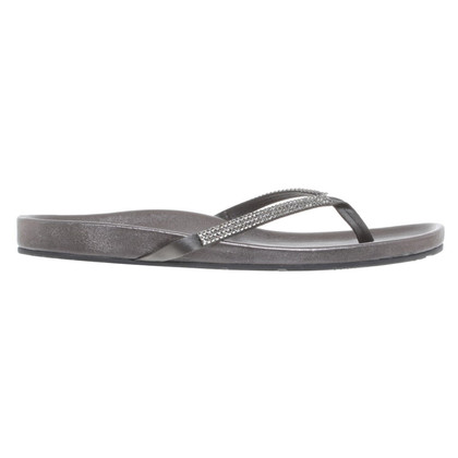 Pedro Garcia Toe thong Sandals grey