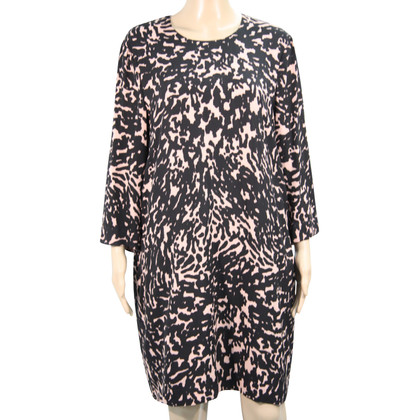 Whistles Silk dress with pattern