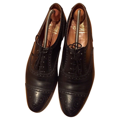 Crocket and Jones Budapest lace-up shoes