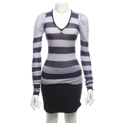 Armani Sweater with striped pattern