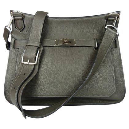 """Hermès """"Jypsiere Bag"""" van het Leer van Togo"""