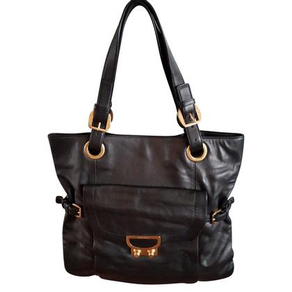 Calvin Klein Schwarze Handtasche
