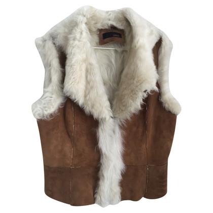 Cinque Lamb fur vest