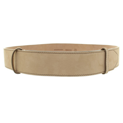 Burberry Prorsum Belt in beige