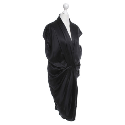 Lanvin Schwarzes Kleid