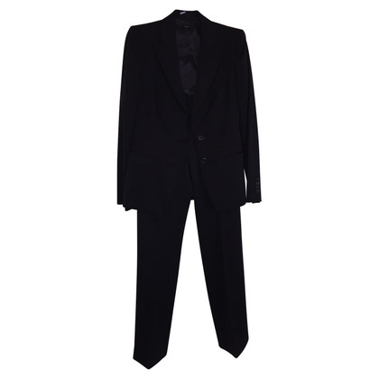 Hugo Boss Trouser suit with pinstripe