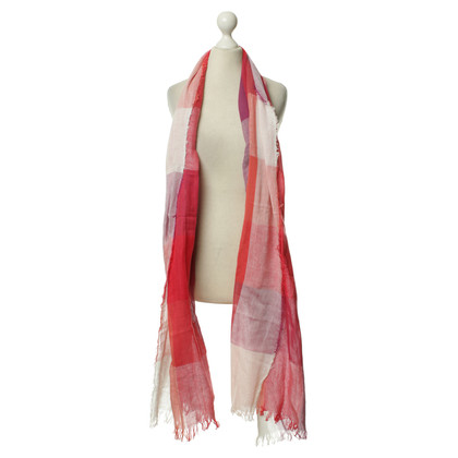Max Mara Scarf with pattern