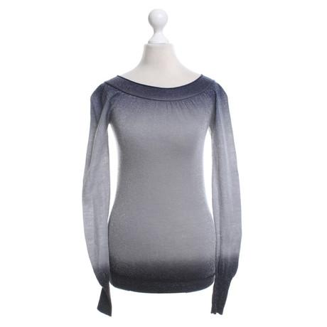 Kaufen Patrizia Pepe Pullover mit Farbverlauf Bunt / Muster Spielraum Erschwinglich Outlet Günstigen Preisen Billig Online-Shop Manchester N4rcZHT