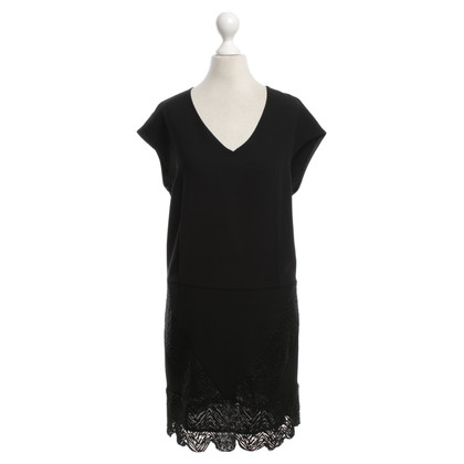 Sandro Dress in black