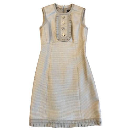 83a407ae0579c Louis Vuitton Ärmelloses Kleid - Second Hand Louis Vuitton ...