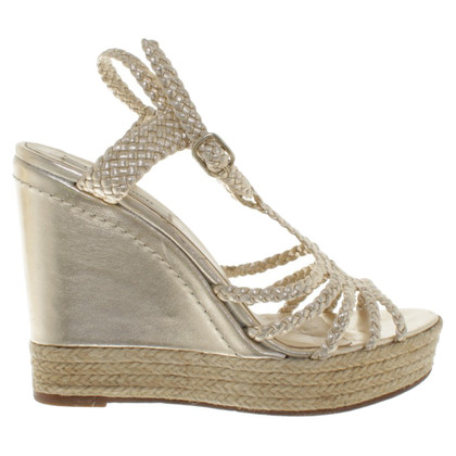 L.K. Bennett Wedges in goud