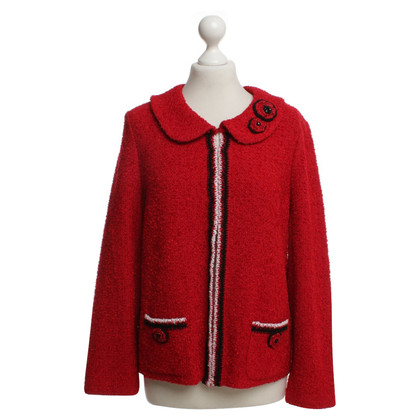 Escada Jacket in red