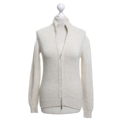 Loro Piana Strickjacke in Beige